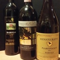 イタリアワインの王様『バローロ』が毎日グラス900円!