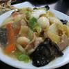 中華料理 龍馬 - 料理写真:かた焼きそば