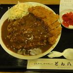 どん八 - ロースカツ(S) 720円