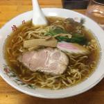 娘娘 - 料理写真:「中華そば」600円