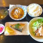 キッチン松 - MATSU定食 780円