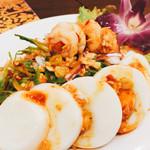 ドゥワン ディー - 『四角豆のピリ辛和え』様(860円)南国特産のこの四角豆久しぶりに見ましたよ~沖縄で見かけたかな?