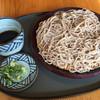 麺歩 - 料理写真:もりそば=650円