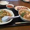赤穂飯店 - 料理写真:赤穂セット 926円