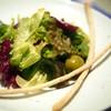 トラットリア ノンナ - 料理写真:4種葉野菜のサラダ