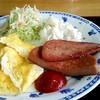 大衆食堂すみれ - 料理写真:「ポーク玉子」520円