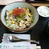 蒜山高原サービスエリア 下り線 レストラン - 料理写真:ジャージー牛タレマヨ丼