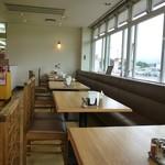 蒜山高原サービスエリア 下り線 レストラン -