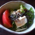 よつばカフェ - サラダ