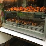 ナスコ フード コート - 焼き立てバーベキューチキン