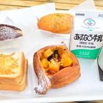 麦音  - 秋の野菜を使ったパン 2016.10