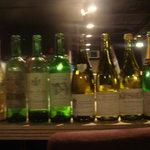 杜一 - 本日飲んだワイン達のグラビア