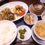 包龍 - コラボランチ