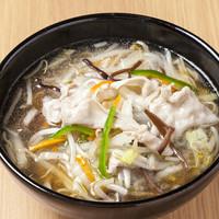 『横浜名物』サンマー麺