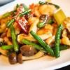 中国酒菜 暢暢 - 料理写真:日替わりランチの白身魚の四川家庭風ピり辛炒め