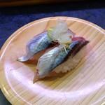 ぐるまん - 料理写真:秋刀魚 110円