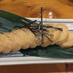 ゆりかご - 長芋の醤油漬け