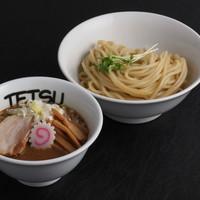 つけめん(濃厚豚骨魚介×太麺)