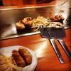 ぼてふく - 料理写真:ホタテの貝柱、ウインナー、もやしも、でらうまい。