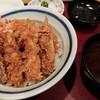 銀座 天一 - 料理写真:ランチの天丼