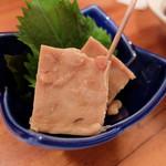 56902758 - 豆腐の味噌漬け