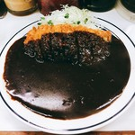 キッチン南海 - カツカレー 2016-10