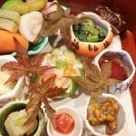 伊万栄 - 料理写真:八寸 15種