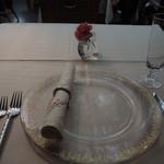 ラ・テラス - テーブルセッティング