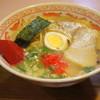 九州らうめん - 料理写真:2016年9月 とんこつ(450円)