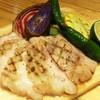 はな豆 - 料理写真:無菌北海道産ひこま豚のグリル(グリル野菜添え)1800円