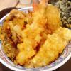 江戸前天丼濱乃屋 - 料理写真:天丼(745円)