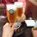 串鳥のワイン酒場 TANTO - その他写真:乾杯