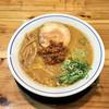 清流 - 料理写真:肉味噌そば