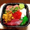 丼丸水産 - 料理写真:ばくだん丼