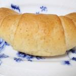 フクロウパン - 全粒粉入り塩パン