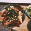 トコノマ食堂 - 料理写真:豚トロ丼