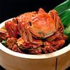 蘭蘭酒家 - 料理写真:旬の食材も多数ご用意。秋冬は上海蟹です。
