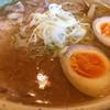 らーめん みかん - 料理写真:味噌ラーメン 煮卵入り  出汁が複雑で美味しい♡