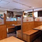 韓国料理 豚肉専門店 福ブタ屋 - 2010/11
