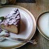 伊東屋珈琲 - 料理写真:松の実&リコッタチーズのケーキ