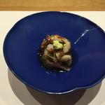天ぷらあら木 - 料理写真:ほっき松前