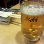 唐々亭 - 生ビール