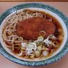 立喰そば かしやま - 料理写真:コロッケそば(340円)