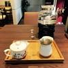 悠々茶房 - ドリンク写真:龍井茶の茶器一式