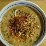 ふくのや - 【秋の限定】味噌担々麺