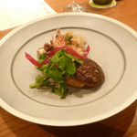 アノニム - 鰆ローストと車海老網焼き