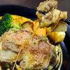 キャスケット - 料理写真:秋限定モチモチもちーずハンバーグ1180円