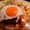 KAI - 料理写真:ロコモコ ランチセット 800円