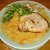 ゆき坊 - 料理写真:限定  背脂とんこつ極細麺