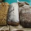 マインベッカー - 料理写真:フロッケンセサム、フォルコンブロート、ベルリーナラントブロート